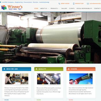 Winner's Machinery Works