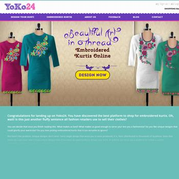 Yoko 24 Online Kurtis Shopping